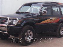猎豹牌CFA5025XJE型监测车