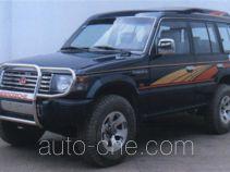 猎豹牌CFA5025XXC型宣传车