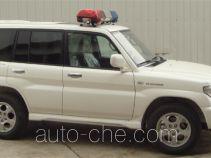 猎豹牌CFA5027XZHD型指挥车