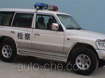 猎豹牌CFA5024XQCA型囚车