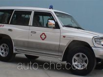 猎豹牌CFA5024XXJ3型血浆运输车