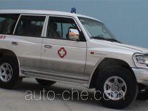 Liebao CFA5024XXJ3 медицинский автомобиль для перевозки плазмы крови