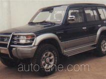 猎豹牌CFA5033XJL型计量车
