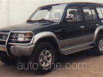 猎豹牌CFA5033XXC型宣传车