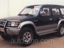 Liebao CFA5034XHY laboratory vehicle