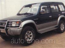 猎豹牌CFA5034XKC型勘察车