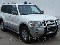 Mitsubishi CFA5038XXJB blood plasma transport medical car