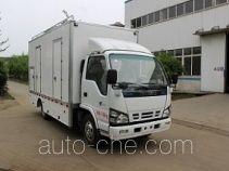 Shuangyan CFD5070TBC автомобиль контроля и управления