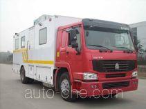 Shuangyan CFD5130TYB автомобиль контроля и управления