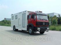 Shuangyan CFD5131TYB автомобиль контроля и управления