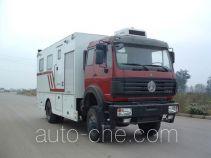 Shuangyan CFD5140TYB автомобиль контроля и управления