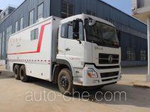 Shuangyan CFD5251TCJ logging truck