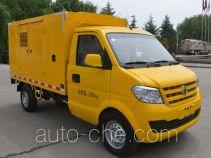 Yulu CFG5020XDY мобильная электростанция на базе автомобиля