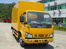 Changfeng CFQ5071TPS высокопроизводительная машина для аварийного осушения и подачи воды