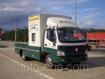 Changfeng CFQ5080THD автомобиль службы замены аккумуляторных батарей электромобилей
