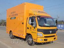 Changfeng CFQ5080XGC инженерный автомобиль энергослужбы