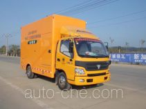 Changfeng CFQ5081XGC инженерный автомобиль энергослужбы