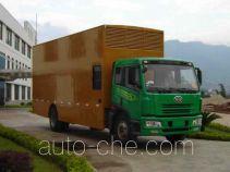 Changfeng CFQ5140TDY3C мобильная электростанция на базе автомобиля