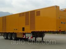 Power supply trailer