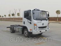 Dayun CGC1040EV1CAH0 electric truck chassis