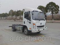 Dayun CGC1040EV1ZAH0 electric truck chassis