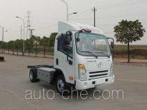Dayun CGC1044EV1CBLJEAGK electric truck chassis