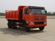 川路牌CGC3163G3G型自卸汽车