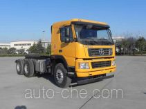 Dayun CGC3250D5DCFD dump truck chassis