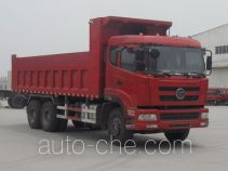 川路牌CGC3250G3G型自卸汽车