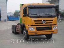 Dayun CGC3251N42CA dump truck chassis
