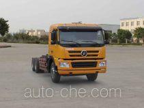 Dayun CGC3251N5XCB dump truck chassis