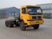 Dayun CGC3253WD41C dump truck chassis
