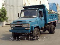 Chuanlu CGC4010CD12 low-speed dump truck