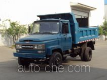 Chuanlu low-speed dump truck