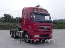 Dayun CGC4250A5ECCG dangerous goods transport tractor unit