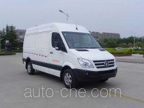 大运牌CGC5040XXYBEV1EAL9型纯电动厢式运输车