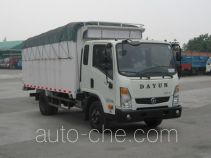 Dayun soft top box van truck