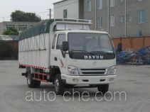 Dayun CGC5047CPYPB33E3 soft top box van truck