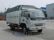 Dayun CGC5070CPYHBB33D soft top box van truck
