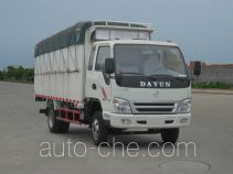 Dayun CGC5070CPYHBC39D soft top box van truck