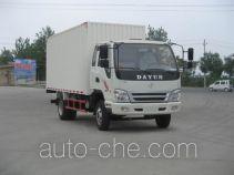 Dayun CGC5070XXYHBB33D box van truck