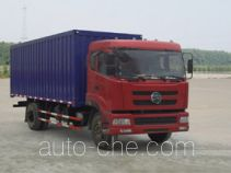 Chuanlu CGC5166XXYG3G1 box van truck
