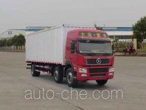 Dayun CGC5253XXYD41BA box van truck