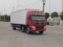 Dayun CGC5253XXYD49BA box van truck