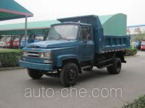 Chuanlu CGC5815CD7 low-speed dump truck