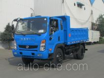 Dayun low-speed dump truck