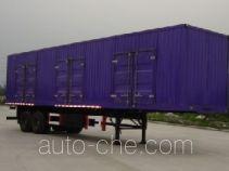 Chuanlu CGC9300XXY-A box body van trailer