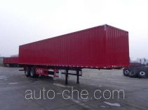 Dayun CGC9350XXY276 box body van trailer