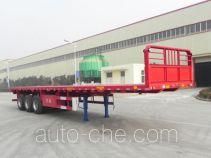 Dayun flatbed trailer