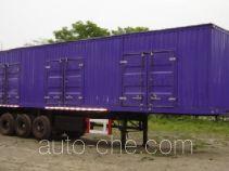 Chuanlu CGC9400XXY-B box body van trailer